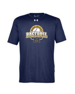 MHS Baseball Under Armour Men's Locker Shirt 2.0