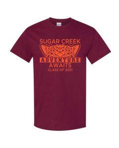 Sugar Creek Elementary 5th Grader Tee