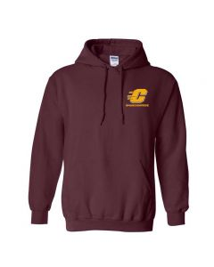 Clinton JH Student Council Hooded Sweatshirt