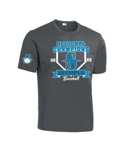 Olympia Middle School Baseball Competitor Tee
