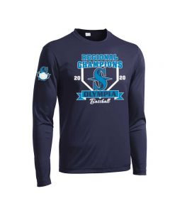 Olympia Middle School Baseball Long Sleeve Competitor