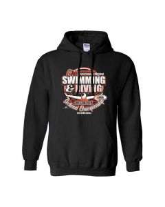 NCHS Swimming & Diving Sectional Championship Hooded Sweatshirt