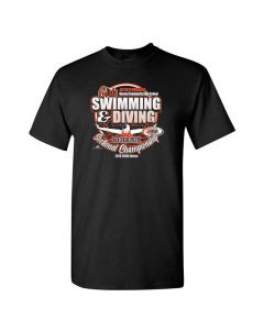 NCHS Swimming & Diving Sectional Championship Short Sleeve Tee