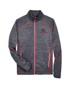 McLean County Orthopedics North End Men's Flux Fleece Jacket