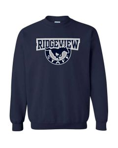 Ridgeview HS Staff Crewneck Sweatshirt