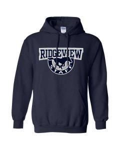 Ridgeview HS Staff Hooded Sweatshirt