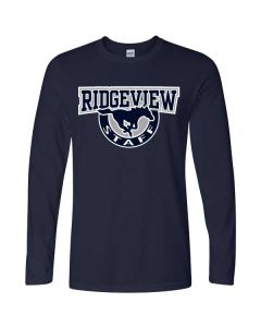 Ridgeview HS Staff Long Sleeve T-shirt