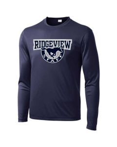 Ridgeview HS Staff Dri-Fit Long Sleeve T-shirt