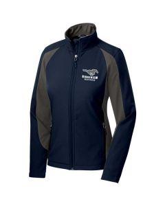 Ridgeview Spiritwear Ladies Colorblock Soft Shell Jacket