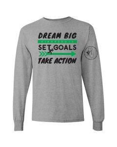 IAHPERD  Long Sleeve Cotton T-Shirt
