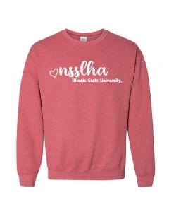 ISU CSD/NSSLHA Crewneck Sweatshirt