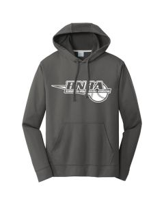 BNBA Performance Fleece Pullover Hooded Sweatshirt