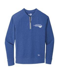 BNBA Sueded Cotton Blend 1/4-Zip Pullover