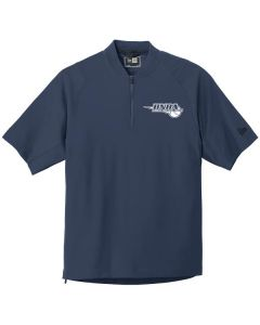 BNBA Cage Short Sleeve 1/4-Zip Jacket