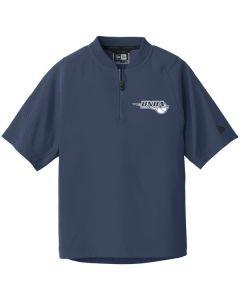 BNBA Youth Cage Short Sleeve 1/4-Zip Jacket