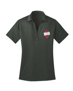 ISAA Port Authority Ladies Silk Touch™ Performance Polo