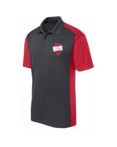 ISAA Sport-Tek® Colorblock Micropique Sport-Wick® Polo