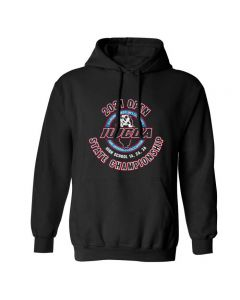 IWCOA Open Hooded Sweatshirt