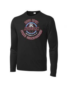 IWCOA Open Performance Long Sleeve Tee