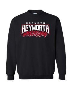 Heyworth Wrestling Crewneck Sweatshirt