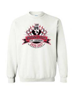ISBPA Bowling State Championships Crewneck Sweatshirt