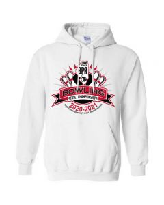 ISBPA Bowling State Championships Hooded Sweatshirt