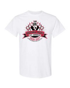 ISBPA Bowling State Championships Short Sleeve Tee