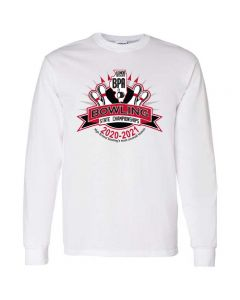 ISBPA Bowling State Championships Long Sleeve Tee