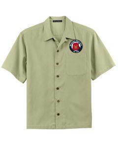 Bloomington Shriners Club Easy Care Camp Shirt