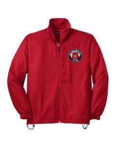 Bloomington Shriners Club Full-Zip Wind Jacket