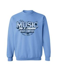 IHSA State Series Music Solo and Ensemble Crewneck Sweatshirt