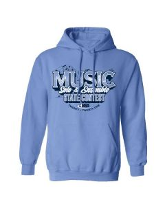 IHSA State Series Music Solo and Ensemble Hooded Sweatshirt