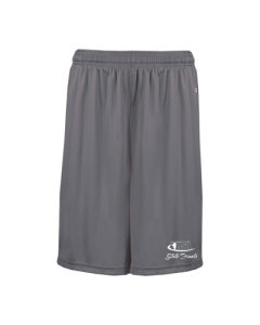 IHSA State Finals Athletic Shorts (Graphite)