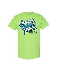 2019 Outdoor Sports Short Sleeve T-Shirt