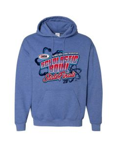 2020 IHSA Scholastic Bowl Hooded Sweatshirt