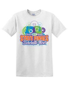 2020 IHSA Scholastic Bowl Short Sleeve T-Shirt