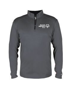 SOIL 1/4 Zip (Graphite/Black)