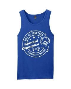 SOILL Men's Tank Top