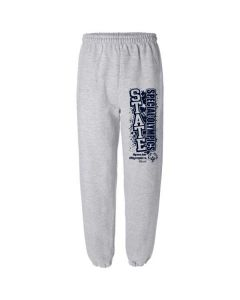 SOILL Heavy Blend Sweatpants (Sport Grey)