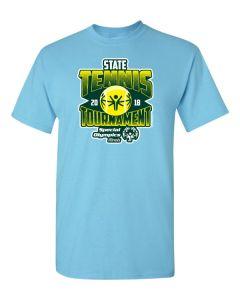 2018 SOILL State Tennis Tournament Short Sleeve T-Shirt