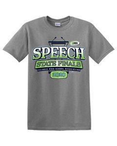 2020 IHSA Speech Short Sleeve T-Shirt