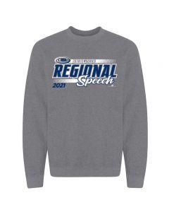 IHSA State Series Speech Regional Crewneck Sweatshirt