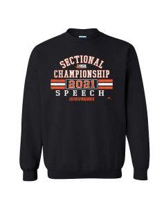 IHSA State Series Speech Sectional Championship Crewneck Sweatshirt