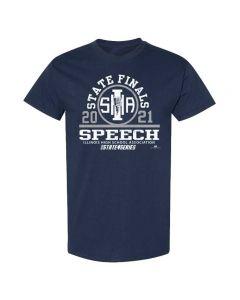 IHSA State Series Speech State Finals Short Sleeve Tee