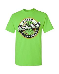 2019 SOILL State Basketball Tournament Short Sleeve Tee