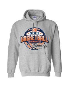 2019 SOILL State Basketball Tournament Hooded Sweatshirt