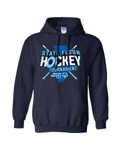 2018 SOILL State Floor Hockey Tournament Hooded Sweatshirt