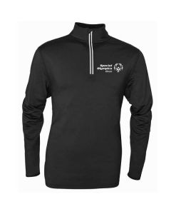 SOILL 1/4 Zip (Black)