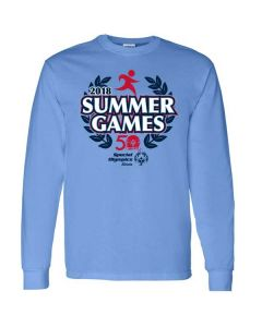 2018 SOILL Summer Games Long Sleeve Tee