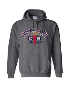2018 SOILL Summer Games Hooded Sweatshirt